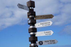 Poser une question sur un lieu en anglais avec Where