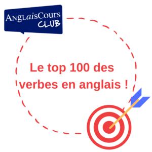 100 verbes anglais indispensables à connaître