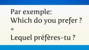 Semaine 7 – Toutes les manières de poser une question basique en anglais