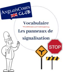 Belle Les panneaux de signalisation routière au Royaume-Uni WP-06