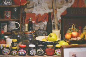 8 jars of Marmite