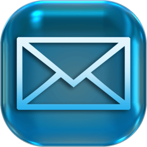 Une image d'une icône email