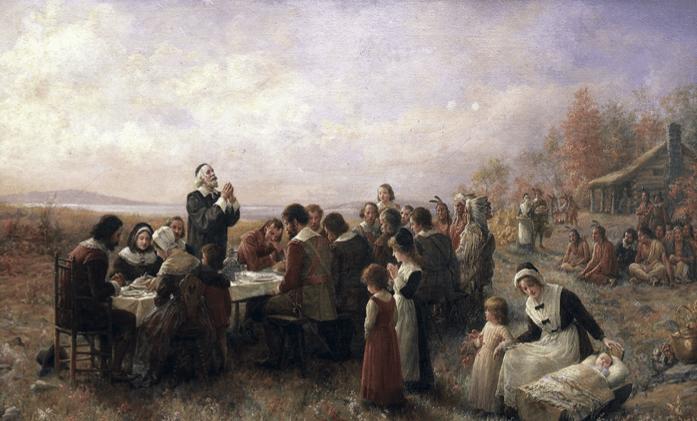 Thanksgiving – 26 novembre 2020
