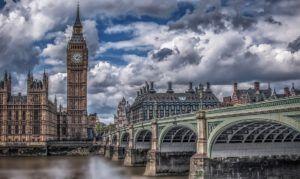 Une image de Big Ben à Londres